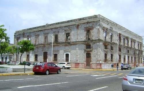 Edificio Historico En Pleno Centro De Veracruz