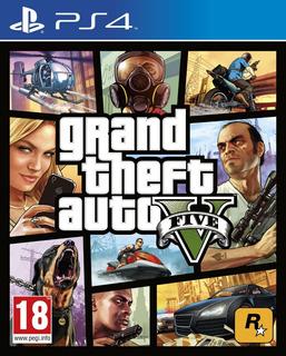 Grand Theft Auto 5 Español Ps4 Digital (gta 5)
