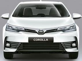 Nueva Linea Toyota Corolla Xei Pack Cvt Aut/sec 7 Vel 0km