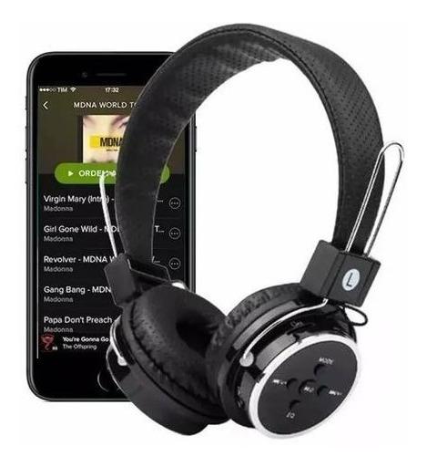 Fone Bluetooth Wireless Sem Fio Headphone - Promoção