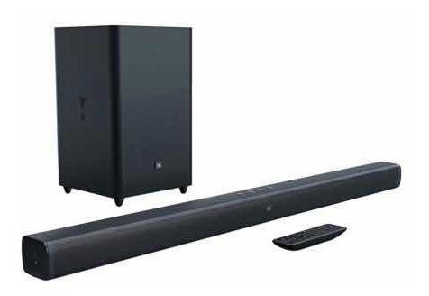 Home Theater Jbl Bar 21 Soundbar Com Wireless Subwoofer