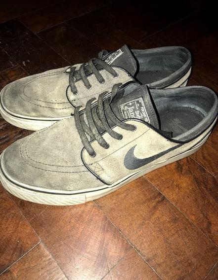 Zapatillas Nike Janoski Gris