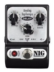 Pedal Nig - Analog Tap Tempo Delay