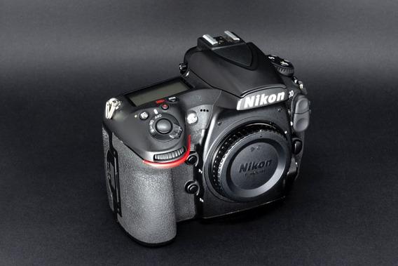 Câmera Nikon D810 Com 41k Clicks Ñ É D850 Nem D750