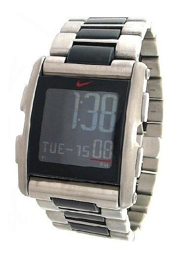 Relógio Masculino Nike Torque Titanium Wc0068-502 Original
