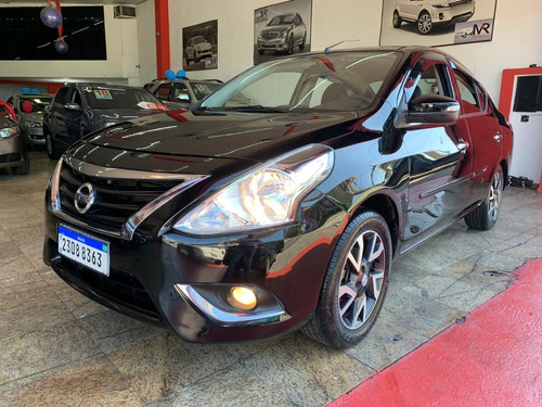 Nissan Versa 1.6 Sl 2017