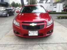 Chevrolet Cruze Lt 2012 Cvt, Increible Precio!