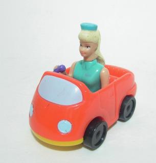 Barbie Toy Story Coleccion Mc Donalds Coleccion No Envio