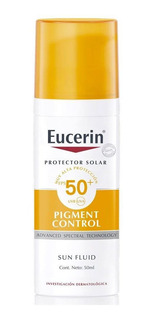 Eucerin Sun Protector Solar Fps50 Pigment Control Fluid 50ml