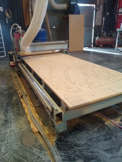 Maquina Cnc Router Industrial 2.6x1 Excelente Ofertaapermuto