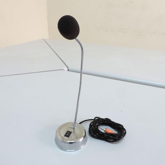 Microfone Knup Gzh902 Cd547 - Usado