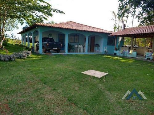 Chácara À Venda, 30000 M² Por R$ 480.000,00 - Agua Das Flores - Jataizinho/pr - Ch0155