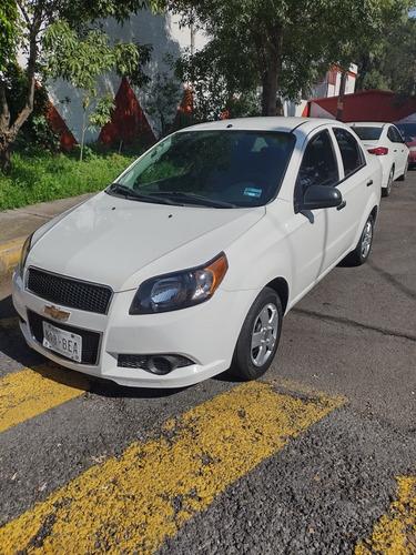 Imagen 1 de 12 de Chevrolet Aveo 1.6 Ls L4 Man Mt 2015