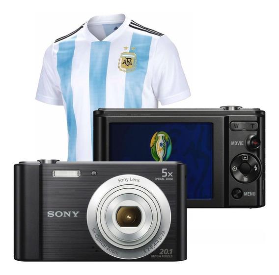 Camara Digital Sony W800