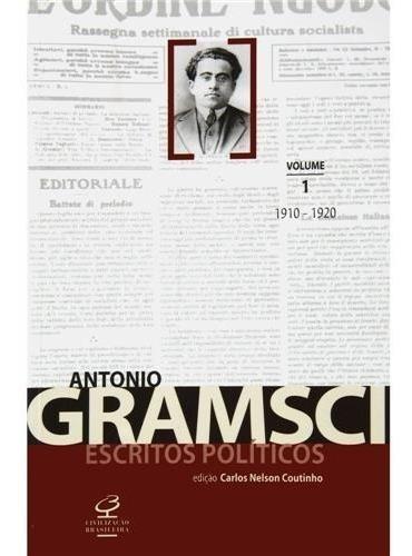 Livro Gramsci Escritos Políticos Volume 1