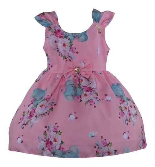 Roupas De Bebê Menina Vestido De Festa Katitus