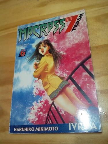 Macross 7 Trash #6 - Mikimoto - Ivrea 2001 - U
