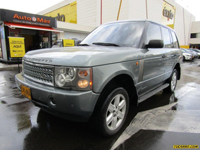 Land Rover Range Rover 3 Hse At 4.4