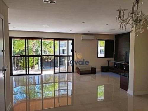 Apartamento Com 4 Dormitórios À Venda E Aluguel , 127 M² Vila Ema - São José Dos Campos/sp - Ap1939