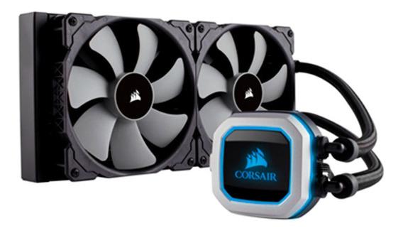 Ventilador Enfriamento Líquido Series H100i Pro Icue Corsair