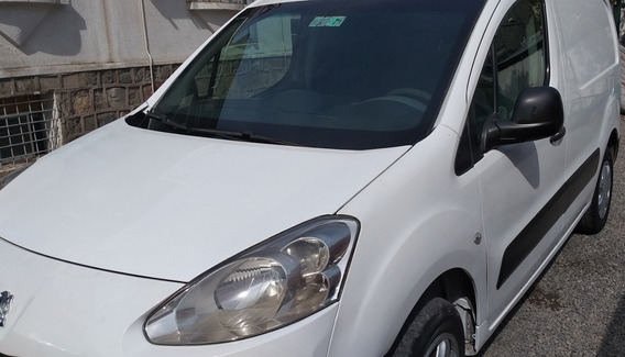 Peugeot Partner 1.6 2013 Blanco