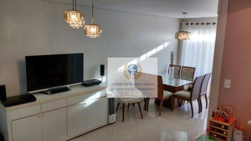 Imagem 1 de 28 de Casa Com 3 Dormitórios À Venda, 100 M² Por R$ 750.000,00 - Loteamento Residencial Vila Bella - Campinas/sp - Ca1048