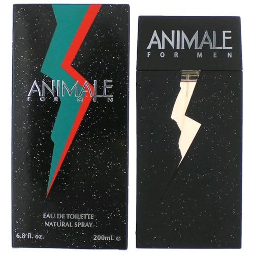 Perfume Original Animale Para Hombre De 200ml