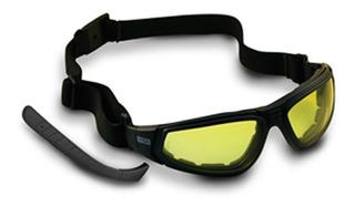 Oculos Visao Noturna Lentes Amarela Anti Reflexo C.a 18066