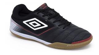 Chuteira Futsal Umbro Match 72128 Preto