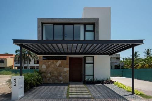 Casa En Venta En El Tigre Nuevo Vallarta - Punta Cala