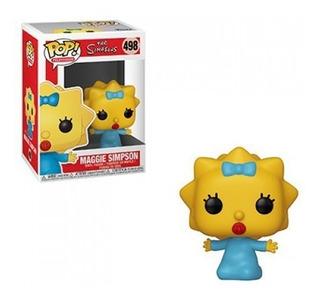 Funko Pop! The Simpsons - Maggie Simpson (33879) (498)