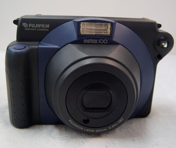 Antiga Máquina Fotográfica Câmera Fujifilm Instax 100