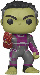 Funko Pop Marvel: Avengers Endgame - 6 Hulk With Gauntlet