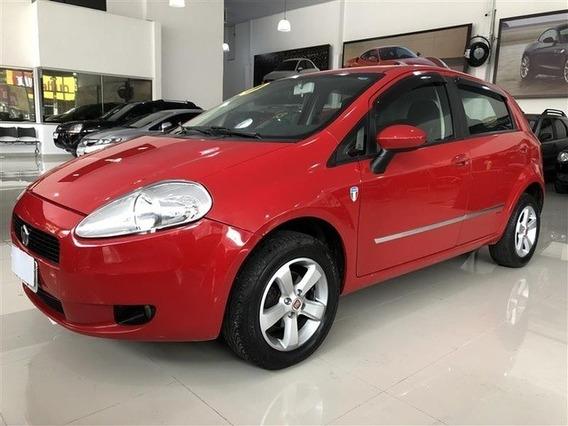 Fiat Punto 1.4 Elx Vermelho 8v Flex 4p