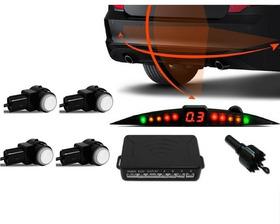 Sensor Ré Estacionamento Original Embutido Display Led Oem