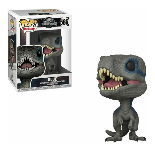 Funko Pop Movies: Jurassic World 2 - Blue