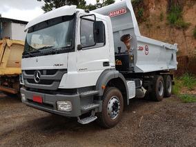 Mercedes -bens 2831 K 6x4 Ano 2013 / Ar Condicionado /