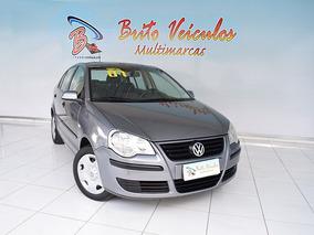 Volkswagen Polo Sedan 1.6 Mi 8v Flex 4p Manual 2007