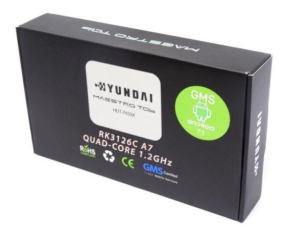 Tablet Hyndai Maestro Tab Hdt-7433x