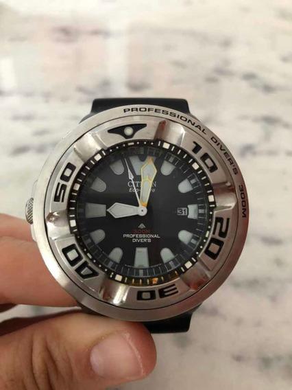 Relógio Citizen Ecozilla Professional Divers