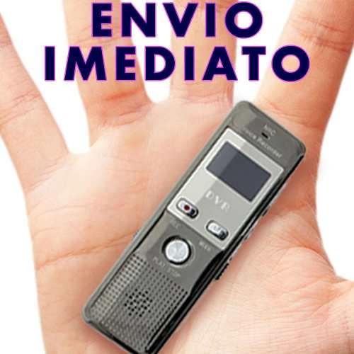 Microfone Gravador De Voz Gravar Minigravador Telefone Bd2