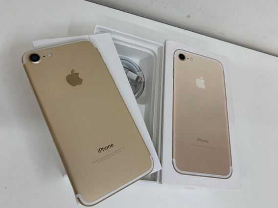 Phone 7 32gb Gold