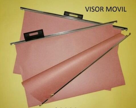 Carpeta Colgante Visor Fijo-movil X 100 Unidades