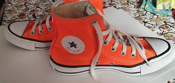 Zapatillas Converse Originales 35 Excelente Estado