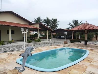 Mansão / Casa Residencial À Venda, Capuã, Caucaia. - Ca0282