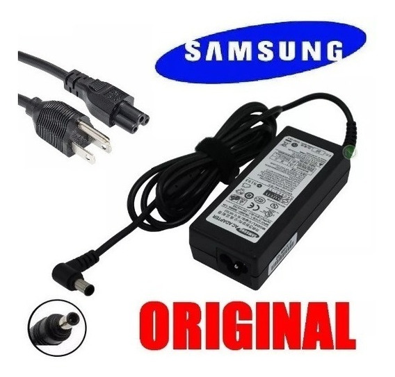 Fonte Carregador Notebook Samsung 19.5v 3.16a Plug 5.0mm