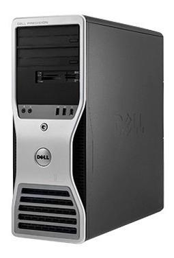 Computador Precision T3500 Dell Xeon W3530 2.8ghz 6gb Hd500
