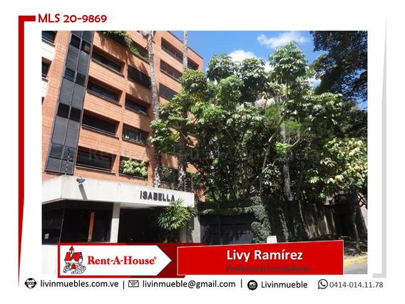 Apartamentos En Venta. Campo Alegre Mls 20-9869