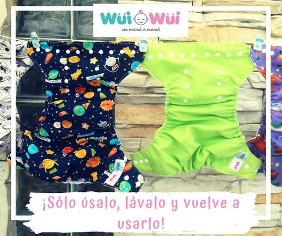 Pañales Ecologicos Wüi Wüi (estampado)