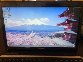 Notebook Toshiba Satellite L755-s5214